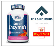 Haya Labs - Super Enzyme Complex 90 Tablets - Digestive System Support