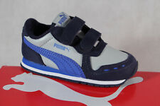 Puma Sport Shoes Running Shoes Loafers Casual Shoes Trainers Blue New