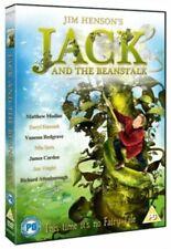 Jack and The Beanstalk DVD 2001 Jim Henson Film Movie With Daryl Hannah