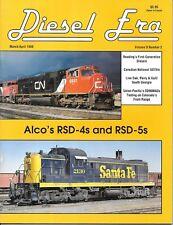 Diesel Era V9 N2 Alco RSD-4 RSD-5 CN Canadian National SD75I Reading GE 70 Ton
