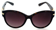 New Authentic Versace Sunglasses for Women's MOD 4283 Torgoise/Brown Gradient