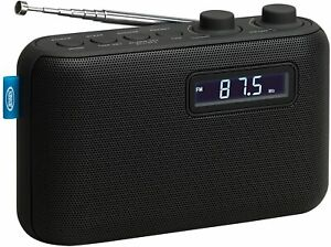 JENSEN SR-50 Portable AM/FM Digital Radio
