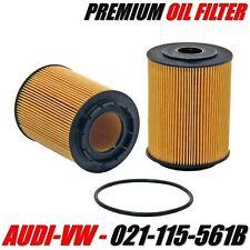 AUDI / VOLKSWAGEN Engine Oil Filter OE# 021-115-561B - 021-115-562A