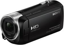 Sony HDR-CX 405 Camcorder 2,5 Mp Full HD 30 Facher Optischer Zoom Schwarz