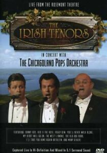 Irish Tenors - In Concert w. Chicago Pops Orchestra [New DVD] Canada -