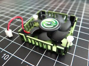 55mm 2Pin eVGA GPU Fan Cooler VGA Chipset Cooling