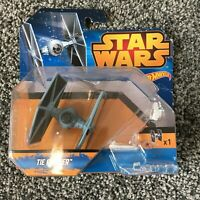 Hot Wheels Disney Star Wars Starships Tie Fighter Diecast Model CGW53 New