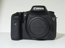 Canon Eos 7D 18.0 Mp Digital Slr Camera - (Body Only) with Extra Accessories.