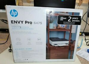 Envy Pro 6475 Wireless All In One Inkjet Printer never used. Brand-new.
