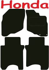 Honda Jazz Tailored car mats ** Deluxe Quality ** 2009 2008 2007 2006 2005 2004