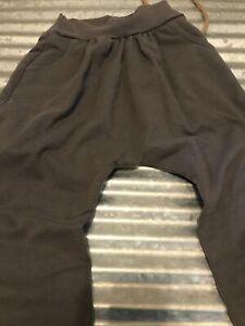 JanJean Kids Boys Girls Harem Pants Basic Jogging Pants Loose Athletic Active Pants Sweatpants Sportwear Casual Trousers
