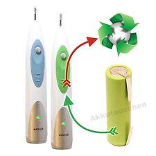 Akkuwechsel pour brosses à dents électriques de waterpik entre autres sr-3000 sr-1000 sr-700