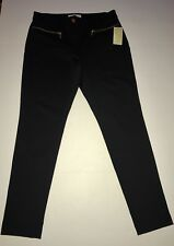 Women's Michael Kors Pants/Leggings black/gold Size 12 $99.50