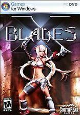 X-Blades  (PC, 2009)