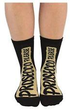 Cockney Spaniel Ladies Novelty Prosecco Socks - Great Womens Gift Idea