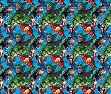 AVENGERS CHARACTER TOSS FABRIC CP53367