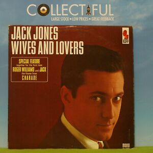 JACK JONES - WIVES AND LOVERS - KAPP 1963 *EX* VINYL LP RECORD 🔥