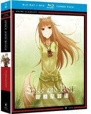 Spice and Wolf: Complete Series [8 Disc (2014, Blu-ray NEW) BLU-RAY/WS8 DISC SET