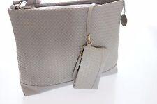 Radley Brand New Bond Street Grey Leather No1 Crossbody/Shoulder Bag RRP £399
