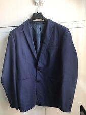Men's  Blue Colour 2 Piece Suit