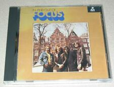 FOCUS - In and Out of Focus (CD, I.R.S. Records)