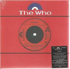 "THE WHO ""The Polydor Singles 1975-2015"" 15x 7"" VINYL Singles Box Set sealed"