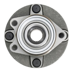 Wheel Bearing and Hub Assembly Front Moog 513308 fits 07-11 Nissan Versa