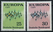 West Germany 1972 SG#1618-9 Europa MNH Set #D511