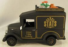 Dept 56 1994 Village Gathering Spec Ed Village Express Van Stats 741-2