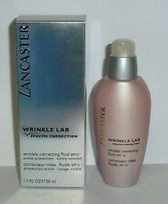 LANCASTER WRINKLE LAB PRECISE CORRECTION 50ml Anti-Falten Fluid mit SPF 15, OVP
