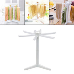 Foldable Pasta Drying Rack Plastic Pasta Tools Noodles Drying Stand Holder