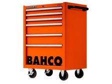 Bahco 1475K6 C75 Classic 6 Drawer Mobile Roller Cabinet Orange