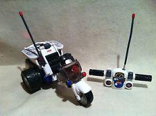 Rescue Heroes Radio Control Triclone Responder !