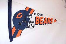 Chicago Bears NFL Pennant Flag
