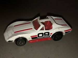 Matchbox Superfast Chevrolet Corvette 1979 Vintage Die cast Car