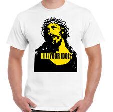 Tan desgastadas por AXL ROSE KILL YOUR ÍDOLOS Camiseta Hombre GUNS & Rosas