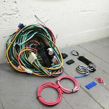 1961 - 1972 Lincoln Wire Harness Upgrade Kit fits painless fuse block complete