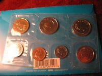 Canada 1999 Nunavut Dollar Special Edition Proof Like Set.