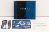 BACKSTREET BOYS - BLACK & BLUE Japan PROMO CD ZJCI-10016 Obi + Bonus