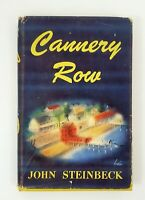 John Steinbeck Cannery Row 1st. Edition 3rd. Printing 1945