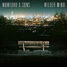 MUMFORD & SONS - WILDER MIND.  NEW SEALED VINYL  LP  RECORD.