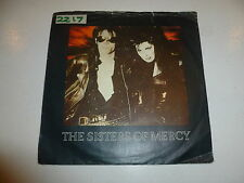 "SISTERS OF MERCY - This Corrosion - 1987 UK 2-track 7"" Juke Box vinyl single"