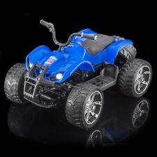 SPORTrax ATV MX750 Kid's Ride On Vehicle, Battery Powered w/FREE MP3 Player- Blu