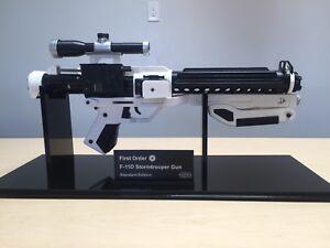 Star Wars F-11D First Order Stormtrooper Gun - Standard Edition
