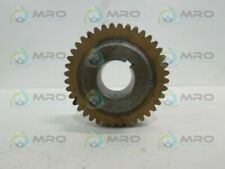 MASTER POWER TRANSMISSION 602413 WORM ROLLER GEAR *USED*