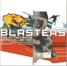 BLASTERS - THE ACTION MOVIE SONG COLLECTION / VARIOUS ARTISTS / CD - NEUWERTIG