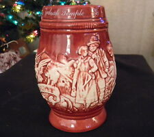 German Beer Mug 1984 Zuhrah Temple Oktoberfest  Potentate Jack Teeters President