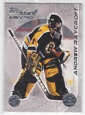Andrew Raycroft , 2000-01 , Topps Stars , Rookie Card , #111