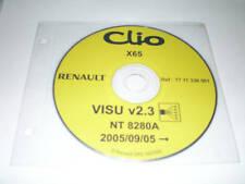 Schematics On Cd Renault Clio - Stand 09/2005