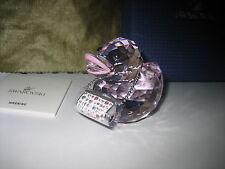 Swarovski Happy duck - Large Fancy Felicia Duck in pink  # 1096025- New in Box